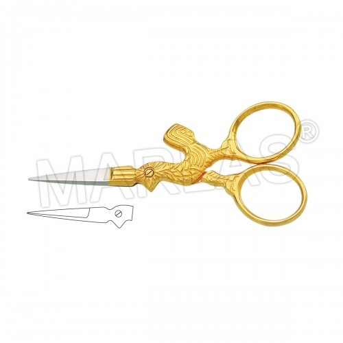 Embroidery (Textile) Scissors