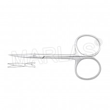 Cuticle & Eyebrow Scissors